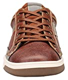 Shenbo Men Lace-Up Fashion Trainers