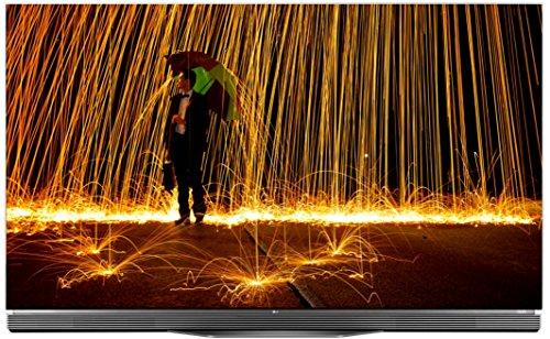 LG 65OLEDE6D 164 cm (65 Zoll) OLED Fernseher (Ultra HD, Dual Triple Tuner, Smart TV, 3D plus)