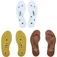 Yeshi Herren-Schuhe für Damen, Magnet-Therapie, Massagefunktion, (Silikon, mit Kissen preisvergleich bei billige-tabletten.eu