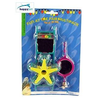 bird toy multipack mirror/ladder/carousel Bird Toy Multipack Mirror/Ladder/Carousel 51clboq3JzL