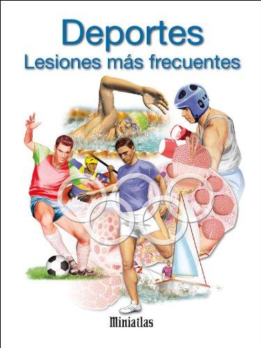 Miniatlas de lesiones más frecuentes en el deporte por Luis Raúl Lépori
