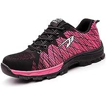 Zapatillas Mujer Para Seguridad Acero Hombre Mastery Con Trabajo De Punta Zapatos H YqnIC5wn