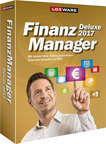 Lexware FinanzManager Deluxe 2017 - Schaltzentrale für Ihre privaten Finanzen -