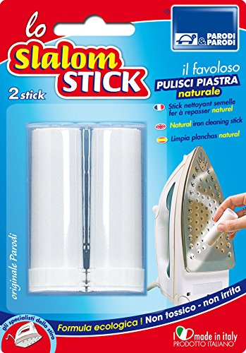 Parodi&Parodi - Limpia planchas Slalom Stick, Blanco, 11 x 17 x 3 cm,
