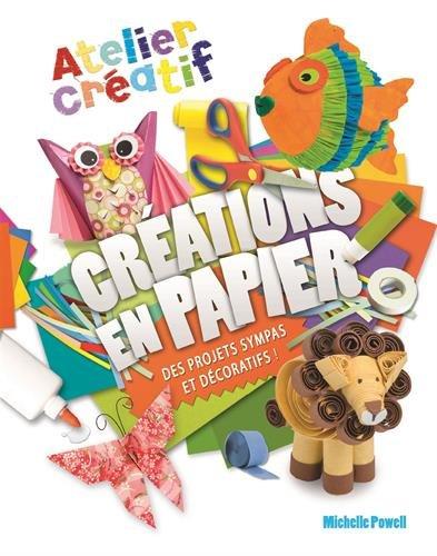 Mes créations en papier
