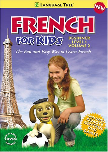 Bild von French for Kids: Learn French with Penelope and Pezi Beginner Level 1 Vol. 2 (japan import)