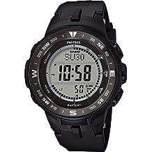 cb0c1adf9210 Casio Reloj Digital para Hombre de Cuarzo con Correa en Resina PRG-330-1ER