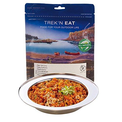 Trek'n Eat Fertiggericht Rotes Fischcurry Outdoor-Nahrung
