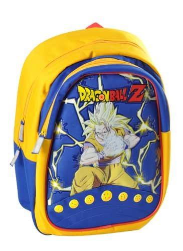 Viscio Trading 128928 Mochila Guardería Backpack Big Dragon Ball Ene