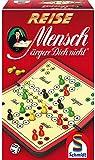 Schmidt Spiele 49324 Reise Mensch ärgere Dich Nicht, Spiel und Puzzle