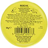Bach RESCUE Remedy Pastilles, Blackcurrant 50g - Soothing Flower Essences