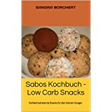 Sabos Kochbuch - Low Carb Snacks Image