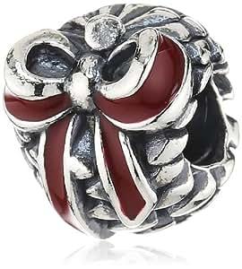 Pandora 791237EN39 Women's Charms Sterling Silver 925/1000