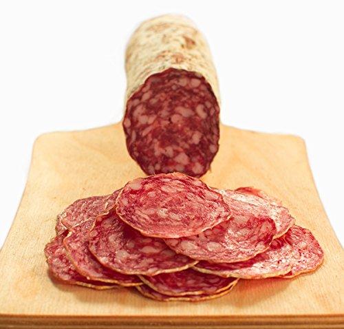 Salame Carne di Prosciutto 0,5 kg - Salumificio Artigianale Gombitelli - Toscana