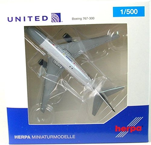 herpa-526722-b767-300-united-airlines-star-alliance