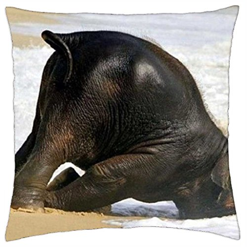 OOPS - Throw Pillow Cover Case (18\