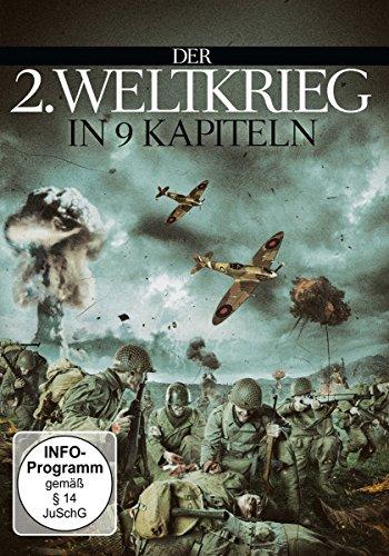 Der 2. Weltkrieg in 9 Kapiteln [3 DVDs]