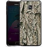 Samsung Galaxy A3 (2016) Housse Étui Protection Coque Arbre Écorce Écorce