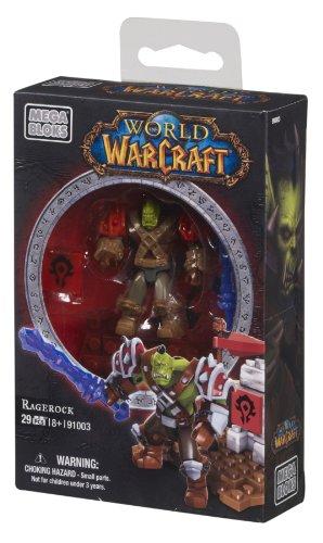 Mega Bloks 91003 World of Warcraft Ragerock 4