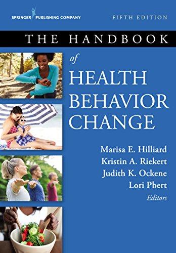 The Handbook Of Health Behavior Change, Fifth Edition por Marisa E., Phd Hilliard epub