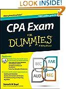 #8: CPA Exam For Dummies