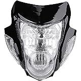 KIMISS Faros delanteros de Motocicleta para SV650 S SV1000 Katana 600 750 GSX TL