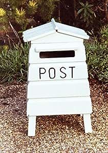 Boîte aux lettres en forme de ruche
