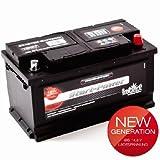 intAct Batterie Start-Power 12V 80Ah 740A 58035