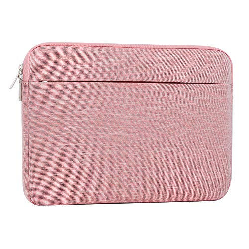 A Tailor Bird Laptoptasche, Laptophülle 15,6 Zoll stoßfest Notebooktasche Laptop Schutzhülle Notebook Sleeve Hülle PC Laptop Schutztasche(Rosa) Rosa Laptop Notebook