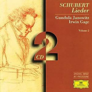 Gundula Janowitz - Franz Schubert Lieder 2