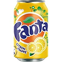 Fanta Citron 33cl (pack de 24)