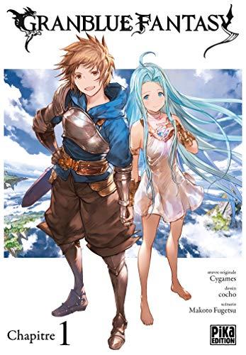 Couverture du livre Granblue Fantasy Chapitre 1
