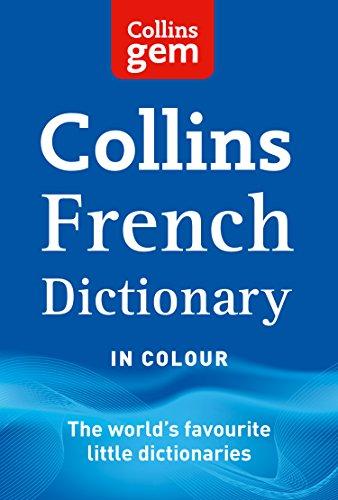 Collins Gem French Dictionary (Collins Gem) par Collins Dictionaries