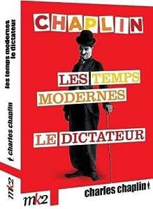 Chaplin - Le dictateur + Les temps modernes