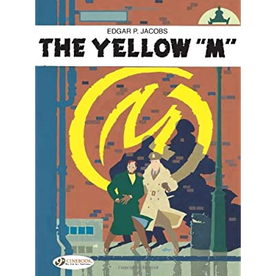 Blake & Mortimer, Tome 1 : The Yellow 'M'