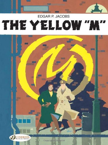 The Adventures of Blake and Mortimer: Yellow