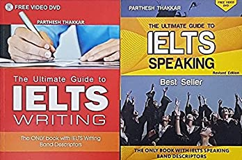Ielts books buy books for ielts exam preparation online at best ultimate guide to ielts speaking ultimate guide to ielts writing combo pack with free fandeluxe Choice Image