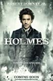 Sherlock Holmes Affiche du film Poster Movie Sherlock Holmes (11 x 17 In - 28cm x 44cm) UK Style A