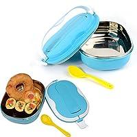 Ci sono molti grandi usi per il contenitore per alimenti bento. Oltre all'utilizzazione scatola di pranzo giornaliere, può anche essere utilizzato per conservare i cibi fatta prima del tempo. Si può semplicemente inserire nel congelatore .han...