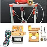 Best Consumer 3 D Printer - Rishil World Mini MK8 Aluminum Extruder Left Bracket Review