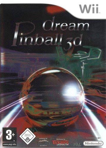 Dream Pinball 3D (Nintendo Wii) [Import UK]