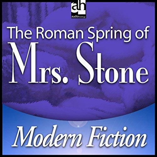 The Roman Spring of Mrs. Stone  Audiolibri