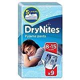 Drynites Boy Pyjama Pant Age 8-15 Years 9 Pants