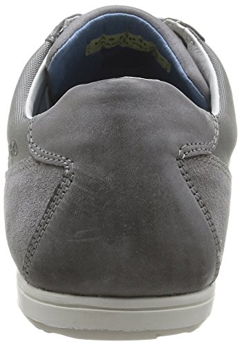 Azzaro - Pontoi, Sneaker Uomo Grigio (Gris (Gris/Navy))