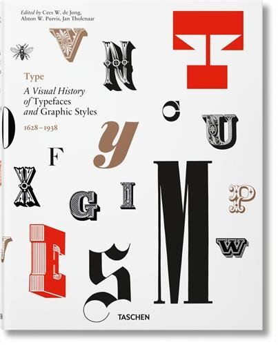 Type. A Visual History of Typefaces & Graphic Styles Buch-Cover