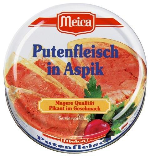 Meica Putenbrust in Aspik, 6er Pack (6 x 200 g Dose)