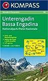 Carta escursionistica n. 98. Svizzera, Alpi occidentali. Bassa Engadina, parco nazionale 1:50.000. Adatto a GPS. DVD-ROM. Digital map