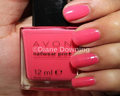 nsilwear-pro-plus-nail-enamel-in-coral-reef-shade-by-avon-cosmetics