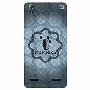 Vrischika - Mobile Back Case Cover For Lenovo A6000