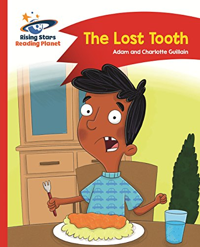 Reading Planet - The Lost Tooth - Red B: Comet